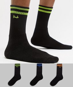 Read more about Pringle sports socks 3 pack - multi
