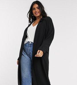 Read more about Asos design curve soft duster coat