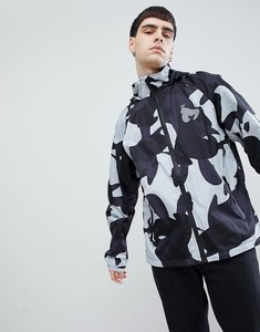 Read more about Money windbreaker in black camo - navy