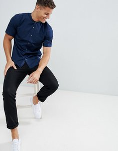 Read more about French connection henley short sleeve shirt - marine
