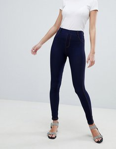 Read more about Oeuvre skinny jegging - blue