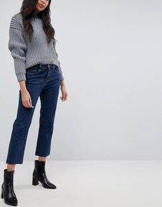Read more about Only mom jeans - dark blue denim