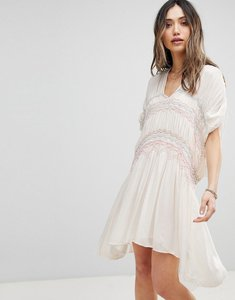 Read more about Free people love on the run dress - ivory
