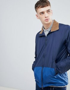 Read more about Barbour pelham lightweight jacket in blue - navy