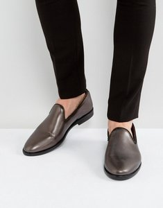 Read more about House of hounds anton patent loafers in gunmetal - brown