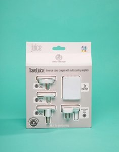 Read more about Juice travel adaptor - multi