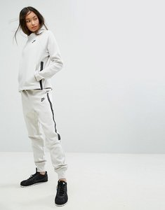 Read more about Nike tech fleece sweat pants - light bone htr blac