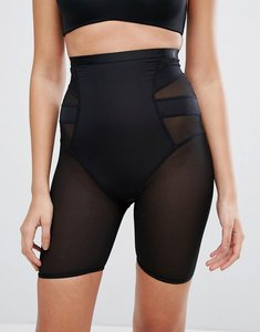 Read more about New look solutions high waist shaping short - black