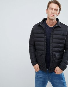 Read more about French connection quilted worker jacket - black