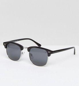 Read more about Asos classic retro sunglasses with polarised lens - black