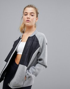 Read more about Only play bomber jacket - grey