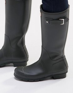 Read more about Hunter original wellies - green