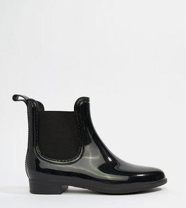 Read more about Park lane chelsea wellington boot - black