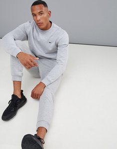 Read more about Lacoste sport logo sweat in grey - grey