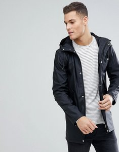 Read more about Bellfield clean waterproof parka - black