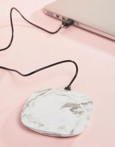 Read more about Typo marble wireless portable charger - multi