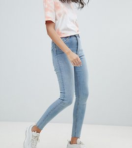 Read more about Weekday high waist superstretch skinny jean