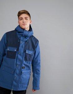 Read more about Billabong working snow jacket in dark blue - dark blue