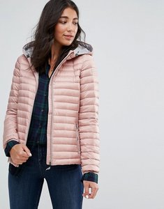 Read more about Esprit lightweight padded jacket - pink
