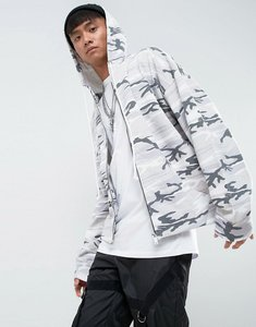 Read more about Mennace hoodie in desert camo print - camo 6