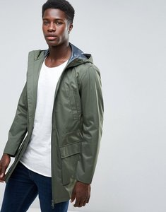 Read more about United colors of benetton lightweight packaway parka in khaki - khaki