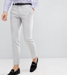 Read more about Noak skinny wedding suit trousers - dusky blue