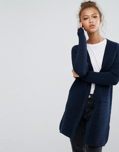 Read more about B young long cardigan - copenhagen night