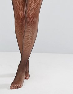 Read more about Asos micro fishnet tights - black