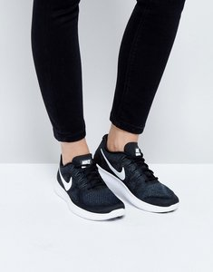 Read more about Nike running free run 2 trainers - black