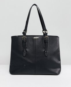 Read more about Carvela ortha slouch tote bag - black