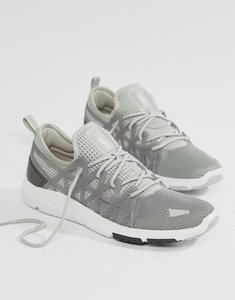 Read more about Polo ralph lauren performance train 200 trainers stretch mesh in grey - skyline grey