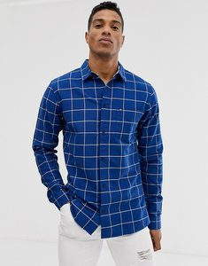 Read more about Tommy jeans window pane long sleeve shirt