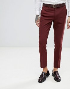 Read more about Harry brown rust stretch skinny fit suit trousers - copper