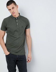 Read more about Lindbergh polo shirt in khaki - army mel