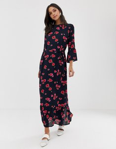 Read more about Selected femme printed maxi dress - dark sapphire aop