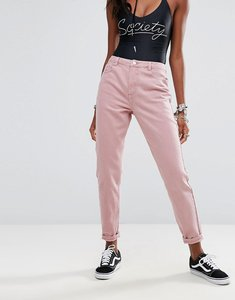 Read more about Missguided pink riot jeans - pink