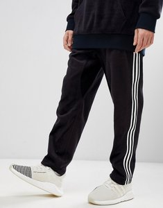 Read more about Adidas originals adicolor velour joggers in tapered fit in black cy3544 - black