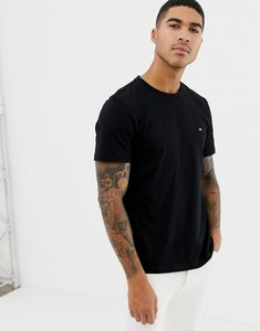 Read more about Calvin klein t-shirt with small logo black - perfect black
