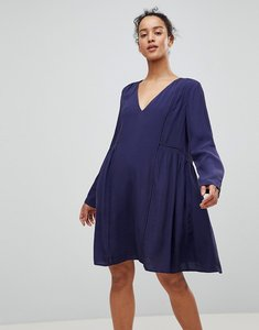 Read more about See u soon smock dress - navy