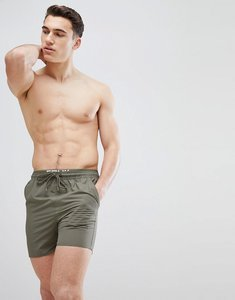 Read more about French connection fcuk swim shorts - green