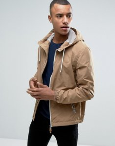 Read more about Esprit lightweight hooded jacket - beige