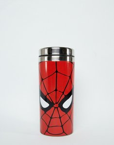 Read more about Spider-man travel mug - multi