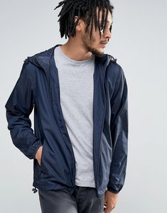 Read more about Esprit light weight hooded jacket - navy