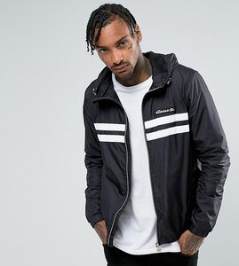 Read more about Ellesse jacket with hood - black