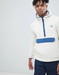 Read more about The north face campshire pullover hoodie in white