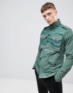 Read more about Pretty green m65 field jacket in green - green