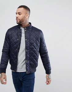 Read more about Barbour moss quilted jacket in navy - navy