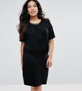 Read more about Junarose plus dress - black