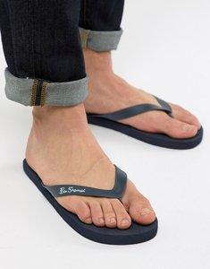 Read more about Ben sherman flip flops - navy