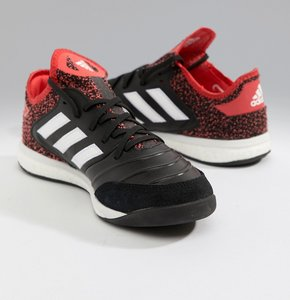 brand new 9d674 1439c Read more about Adidas football copa tango 18 1 training trainers in black  cm7668 - black